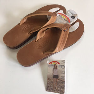 Rainbow Sandals Classic Leather with Arch Support